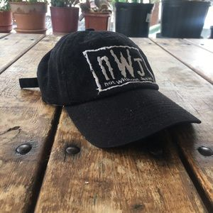 Not Without Jesus (NWO parody) Hat/ OS